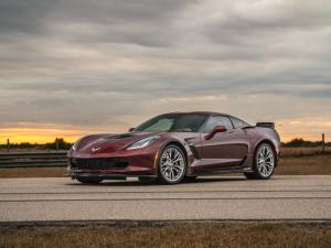 2015 Chevrolet Corvette Z06 HPE850 by Hennessey