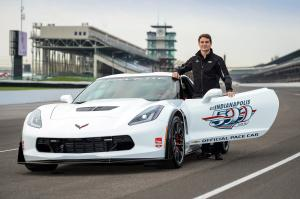 Chevrolet Corvette Z06 Indy 500 Pace Car '2015