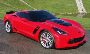Chevrolet Corvette Z06 by Callaway 2015 года