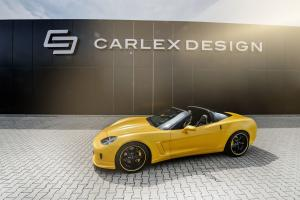 Chevrolet Corvette Z06 by Carlex Design 2015 года