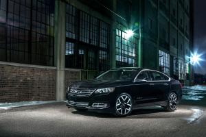 Chevrolet Impala Midnight '2015