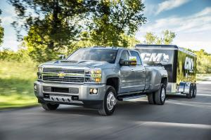 2015 Chevrolet Silverado 3500 HD High Country Crew Cab