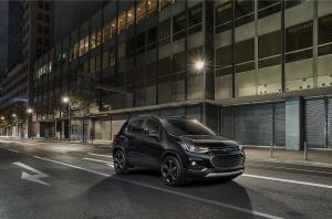 2015 Chevrolet Trax Midnight Edition