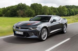 Chevrolet Camaro 50th Anniversary 2016 года (EU)
