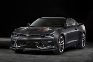2016 Chevrolet Camaro 50th Anniversary