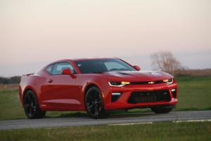 2016 Chevrolet Camaro SS HPE1000 Supercharged by Hennessey