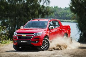 2016 Chevrolet Colorado High Country