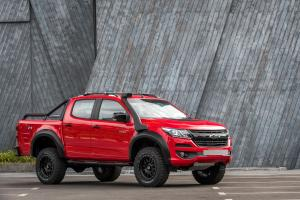 Chevrolet Colorado Off-Road Style Concept 2016 года