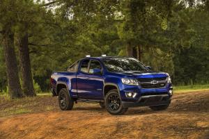 2016 Chevrolet Colorado Z71 Trail Boss Extended Cab