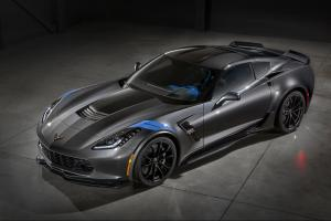 Chevrolet Corvette Grand Sport Collector Edition 2019 года