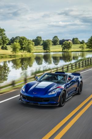 2016 Chevrolet Corvette Grand Sport Convertible