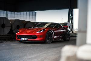 Chevrolet Corvette Z06 by BBM Motorsport 2016 года