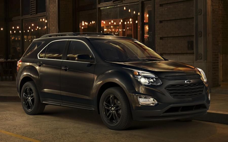 2016 Chevrolet Equinox Midnight