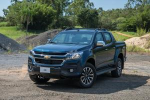 Chevrolet S10 High Country 2016 года