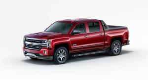 2016 Chevrolet Silverado High Country High Desert Crew Cab