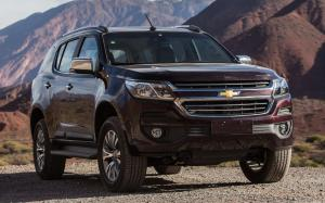 Chevrolet TrailBlazer 2016 года