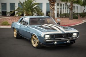 Chevrolet Camaro G-Code by Ringbrothers