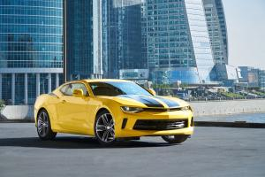 Chevrolet Camaro Performance 2017 года