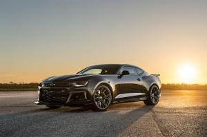 2017 Chevrolet Camaro ZL1 HPE1000 The Exorcist by Hennessey