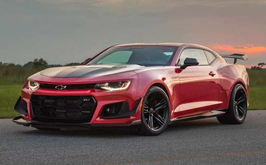 Chevrolet Camaro ZL1 HPE850 by Hennessey '2017