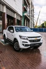 Chevrolet Colorado High Country 2017 года