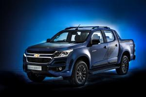 Chevrolet Colorado High Country Storm 2017 года