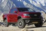 Chevrolet Colorado ZR2 Crew Cab 2017 года