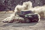 Chevrolet Colorado ZR2 Extended Cab 2017 года
