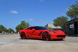 2017 Chevrolet Corvette Z06 on Forgiato Wheels (Maglia-ECL)