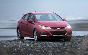 Chevrolet Cruze Hatch RS Diesel (NA) '2017