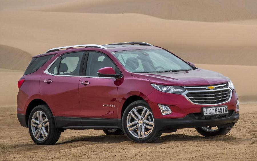 2017 Chevrolet Equinox (UAE)
