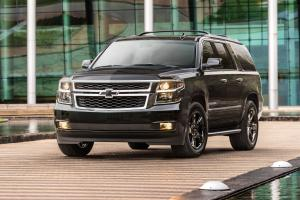 2017 Chevrolet Suburban Midnight