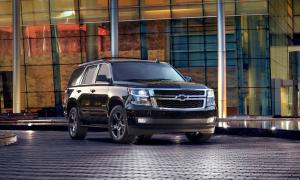 Chevrolet Tahoe LT Midnight 2017 года