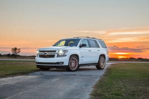 2017 Chevrolet Tahoe RST HPE650 by Hennessey