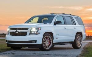 Chevrolet Tahoe RST HPE650 by Hennessey '2017