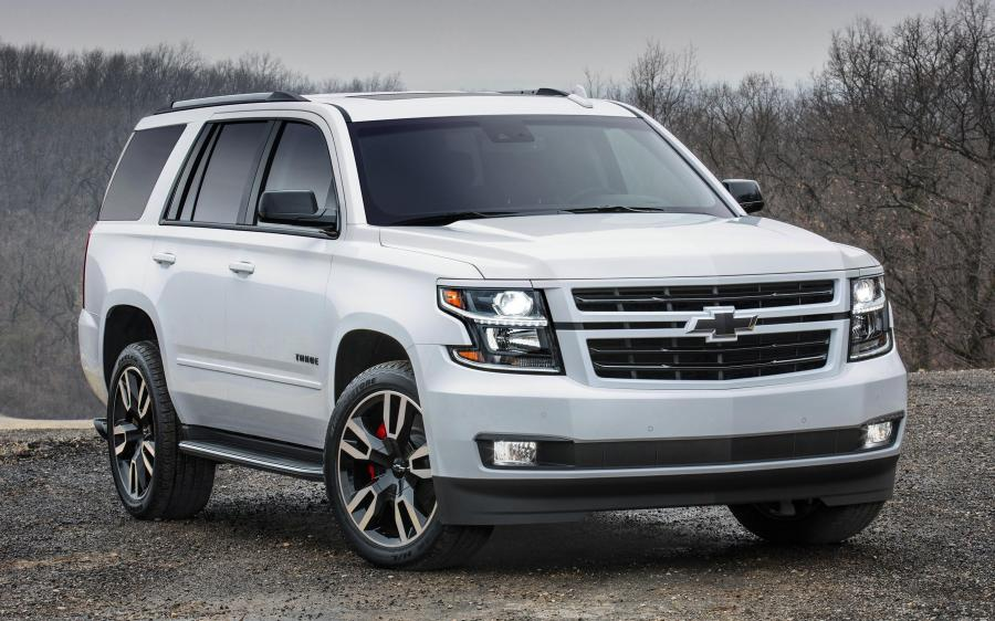 Chevrolet Tahoe RST '2017