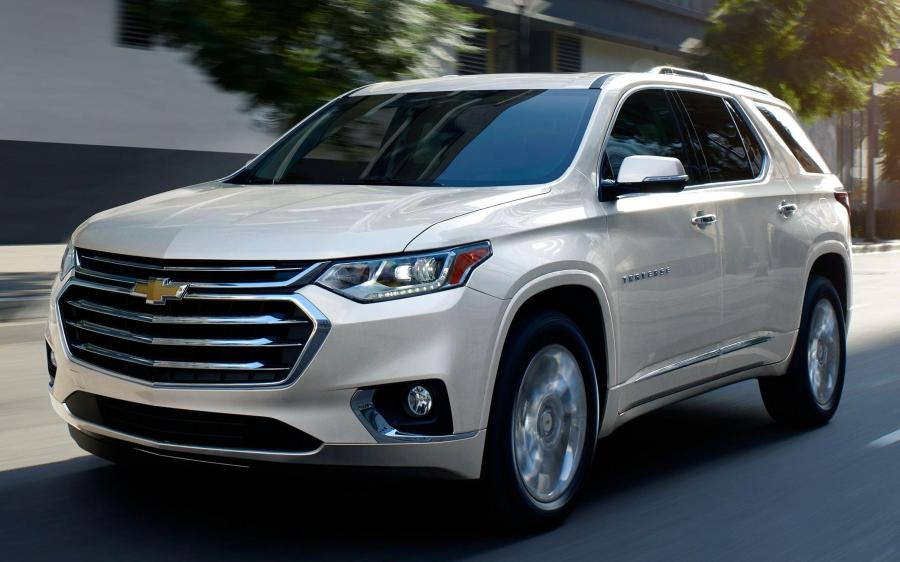 Chevrolet Traverse High Country '2017