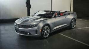 2018 Chevrolet Camaro RS Convertible