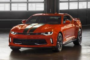 Chevrolet Camaro RS Hot Wheels 50th Anniversary Edition 2018 года