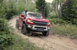 Chevrolet Colorado ZR2 Bison Crew Cab 2018 года