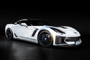 2018 Chevrolet Corvette Z06 Carbon 65 Edition by GeigerCars