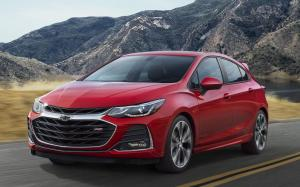 Chevrolet Cruze Hatch RS (NA) '2018