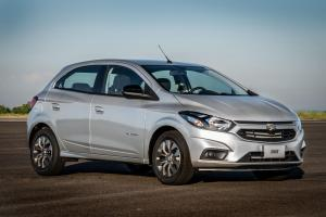 2018 Chevrolet Onix Advantage