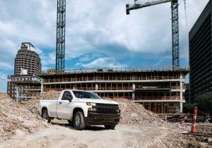 2018 Chevrolet Silverado Work Truck Regular Cab