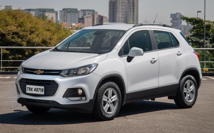 Chevrolet Tracker LT '2018