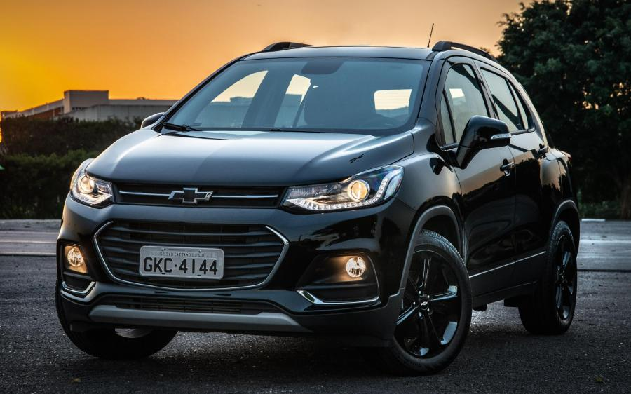 Chevrolet Tracker Midnight '2018