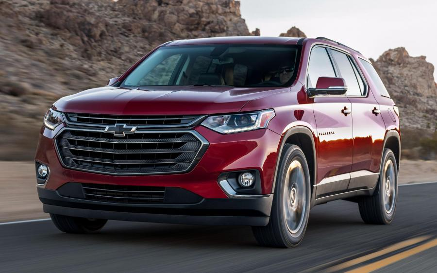 Chevrolet Traverse RS '2018 - 20