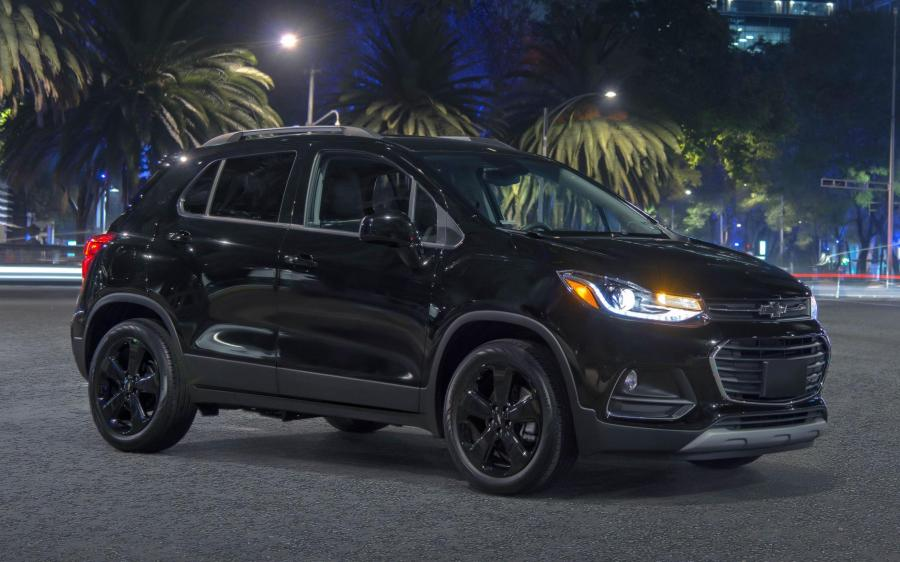 2018 Chevrolet Trax Premier Midnight (MX)