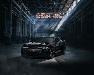 2019 Chevrolet Camaro Black Edition