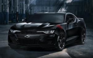 Chevrolet Camaro Black Edition 2019 года (RU)